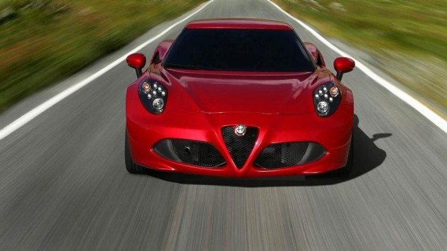 Alfa Romeo 4c Concept Prezzo Alfa Romeo 4c il Listino